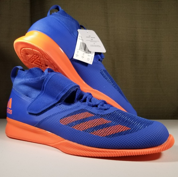 adidas Crazy Power RK Men's Weightlifting Shoes